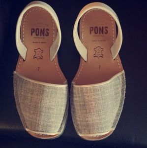 Pons womens sandals